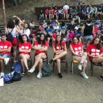 Very serious Britain's Got Talent Judges at Camp JCA Shalom
