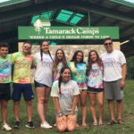 JCUSA team picture at Tamarack Camps